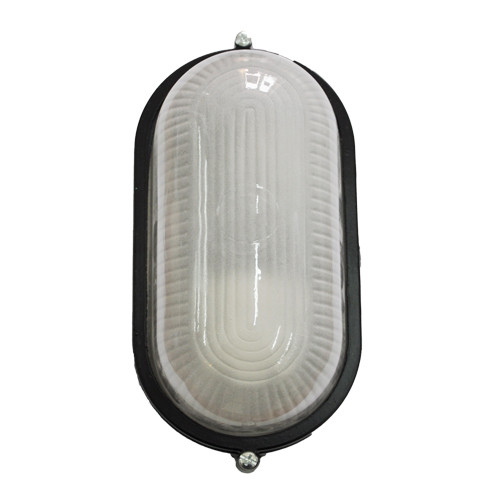 Светильник настенный MIF 020 100W E27 черный IP65