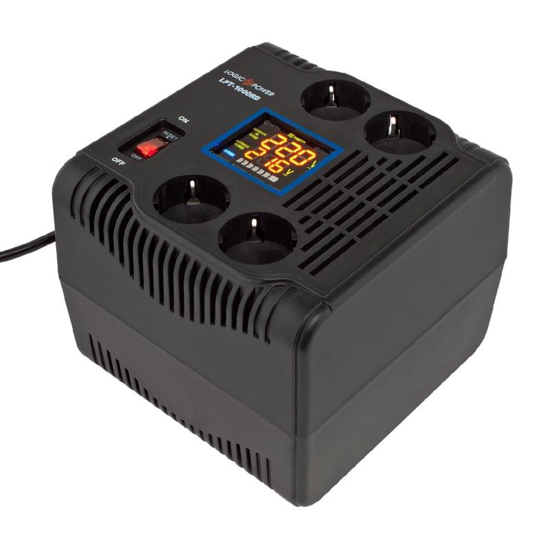 Стабилизатор напряжения LPT-1000RD (700W)