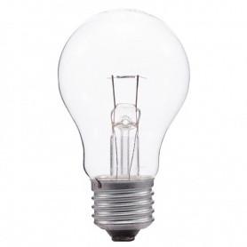 Лампа накаливания на 130В Б 125-135-100 В22d