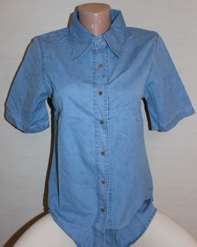 Жіночі джинсові піджаки сорочки купити в Одеса 4451d3d0b9324