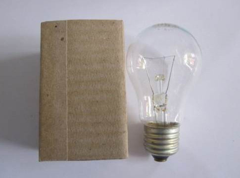 Лампа накаливания Б 230-25 Вт Е27