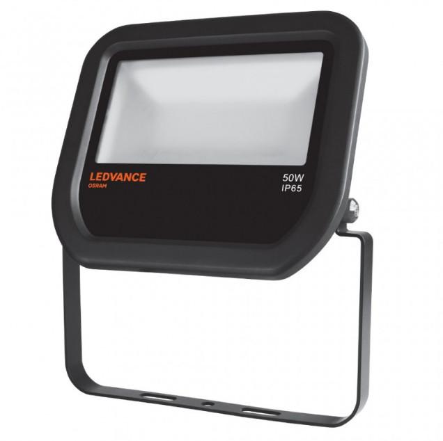 Прожектор светодиодный Osram Ledvance 50W 5000Lm 3000K Black