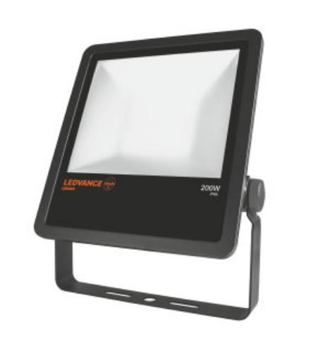 Прожектор светодиодный Osram Ledvance 200W 20000Lm 6500K Black