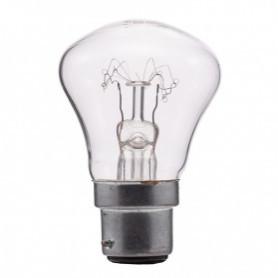 Лампа накаливания судовая С 110-60-1 В22d