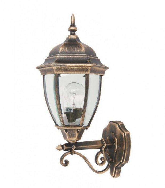 Настенный уличный светильник Ultralight QMT 1276S Dallas II