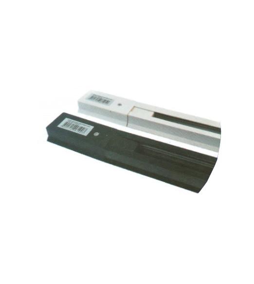 Шинопровод Ultralight однофазный, 2м черный