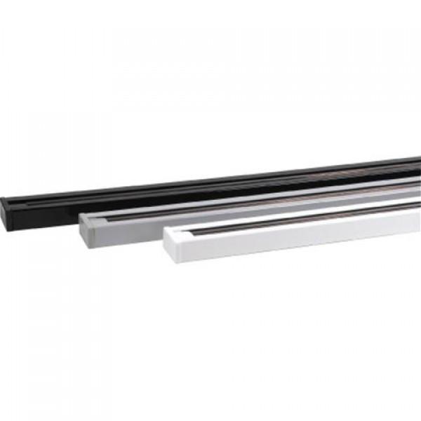 Шинопровод для трекового светильника 3м HOROZ (белая, серая, черная)
