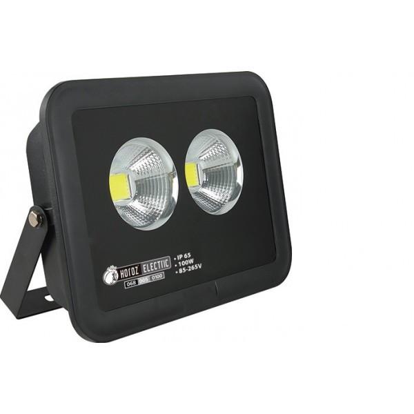 """Прожектор светодиодный HOROZ """"PANTER-100"""" 100W 6400K, 4200К"""