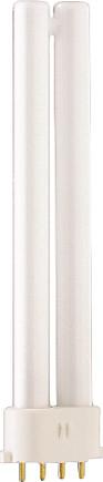 Лампа энергосберегающая Philips PL-S 11W/840/4P 2G7