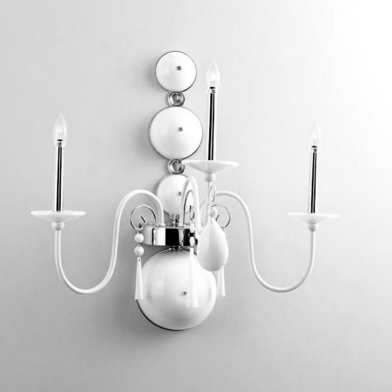 Настенный светильник ILLUMINATI Regina MB 8048-3A
