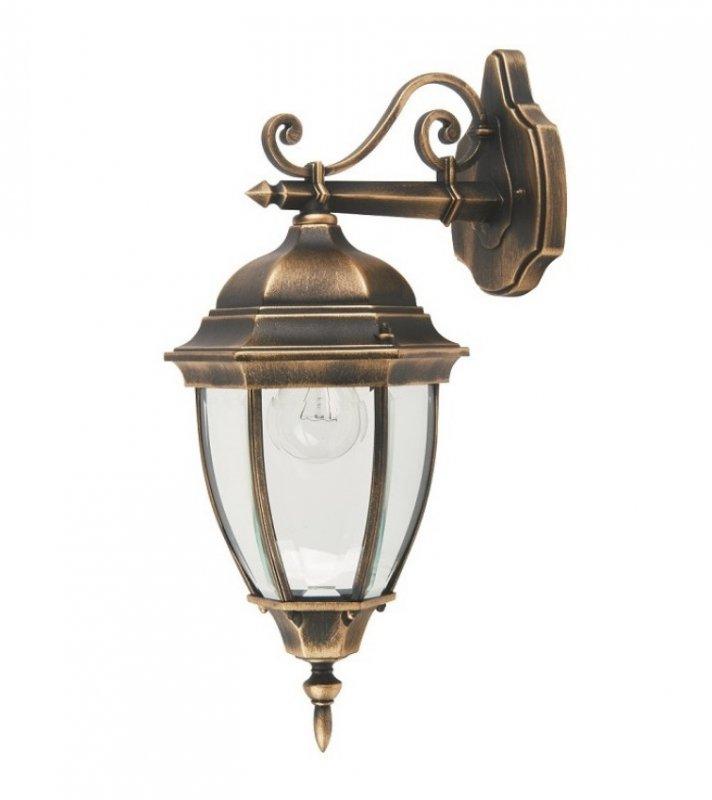 Настенный уличный светильник Ultralight QMT 1277S Dallas II