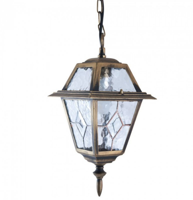 Уличный подвесной светильник Ultralight QMT 1365-A Faro I