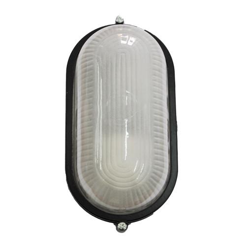 Светильник настенный MIF 020 60W E27 черный IP65