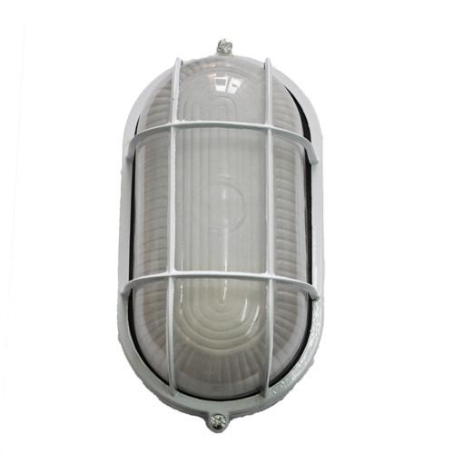 Светильник настенный MIF 022 60W E27 белый IP65