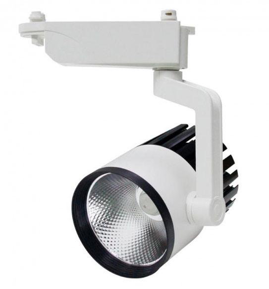Светильник трековый Ultralight TRL630 30W белый LED