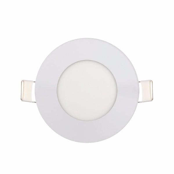 """Панель светодиодная круглая врезная HOROZ ELECTRIC """"Slim - 3"""" 3W 4200К"""