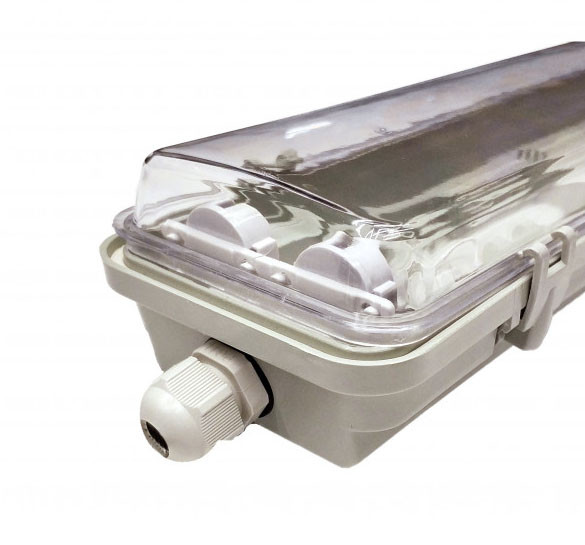Светильник под LED лампу 2х1200 мм IP65