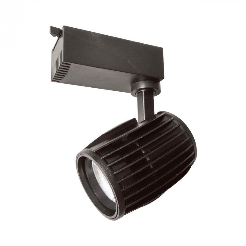 Светильник трековый Ultralight TRL520 20W черный LED