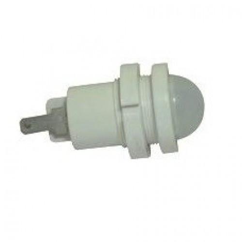 Лампа СКЛ12Б-БМ-2-24 Ø 22 Белая