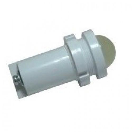 Лампа СКЛ14Г-ЖМ-2-24 Ø 22 Желтая