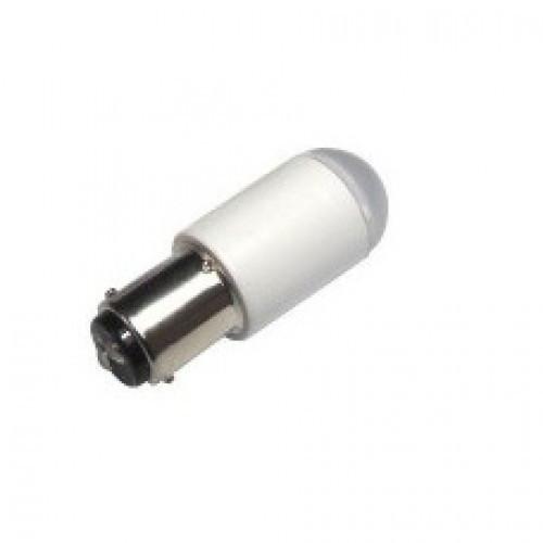 Лампа СКЛ2Б-БМ-2-110 B15d/19 Белая