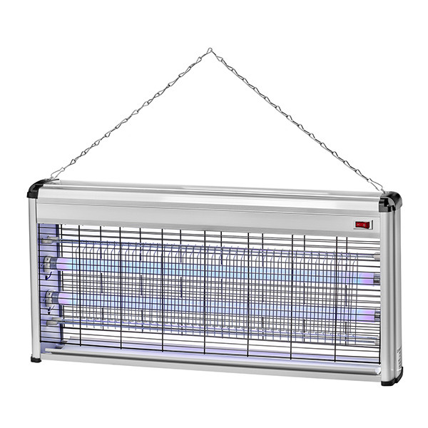 Светильник москитный (ловушка для насекомых) AKL-41 2х20Вт G13 на 120 м2