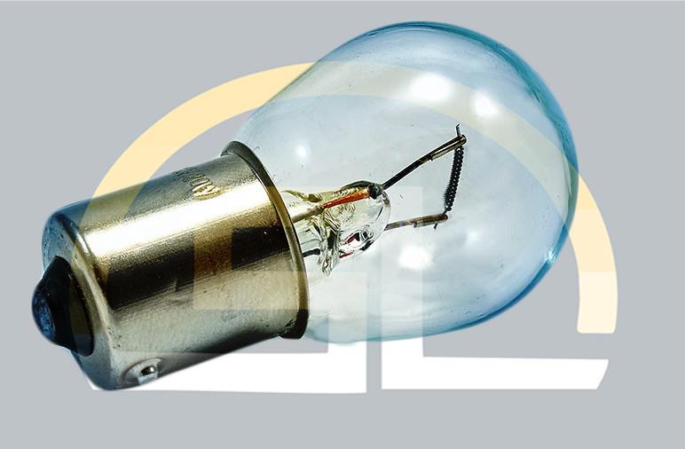 Лампа накаливания самолетная СМ 26-25 B15s