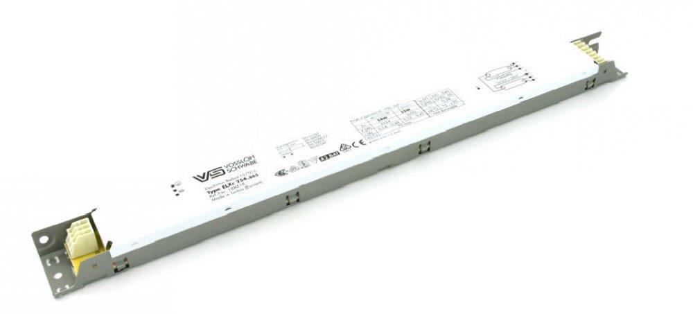 Балласт Vossloh-Schwabe ELXc 254.865 (T5 2x54W, TC-L 2x55W)
