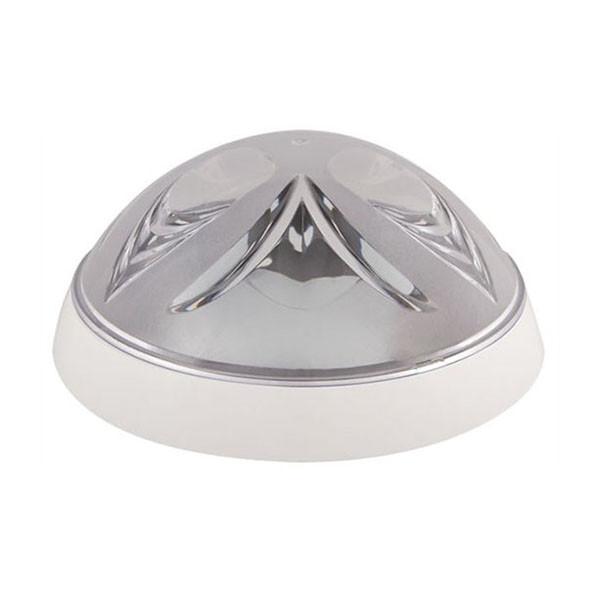 Светильник потолочный ERKA 1126 прозрачный/белый