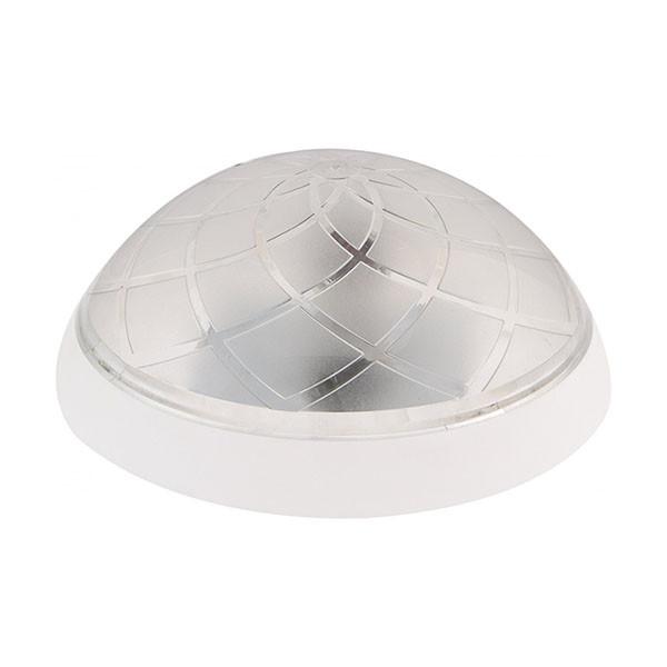 Светильник потолочный ERKA 1127 прозрачный/белый