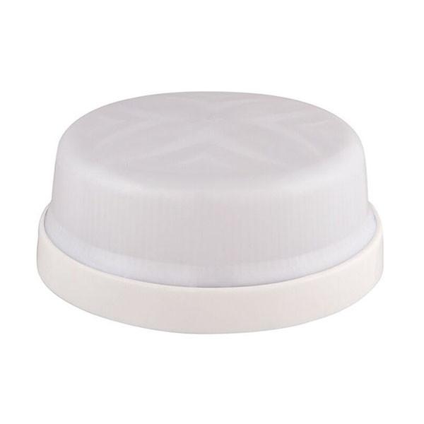 Светильник потолочный ERKA 1102-B матовый/белый