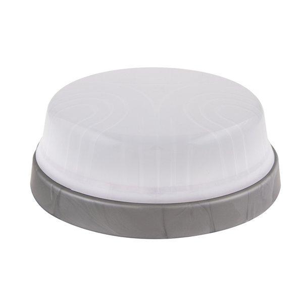Светильник потолочный ERKA 1103-SB матовый/серебро