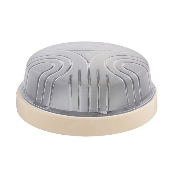 Светильник потолочный ERKA 1103-K прозрачный/слоновая кость