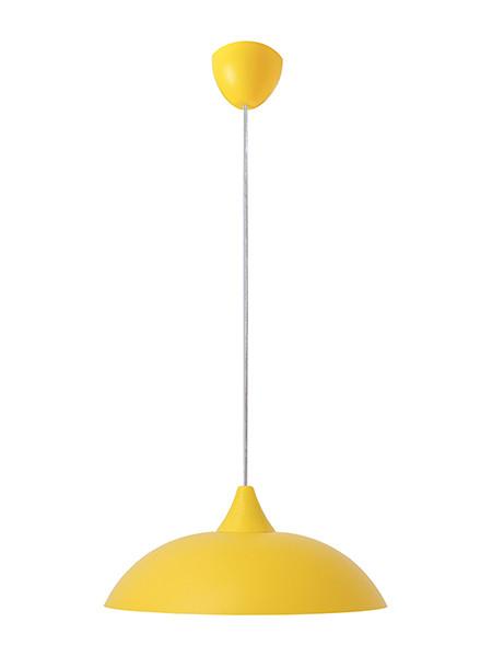 Светильник потолочный ERKA 1301 желтый