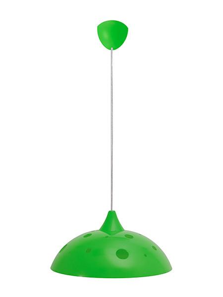 Светильник потолочный ERKA 1302 салатовый