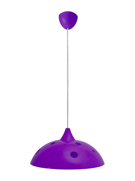 Светильник потолочный ERKA 1302 фиолетовый