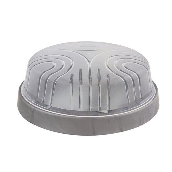 Светильник потолочный ERKA 1103 LED-S 12W 4200 К прозрачный/серебро