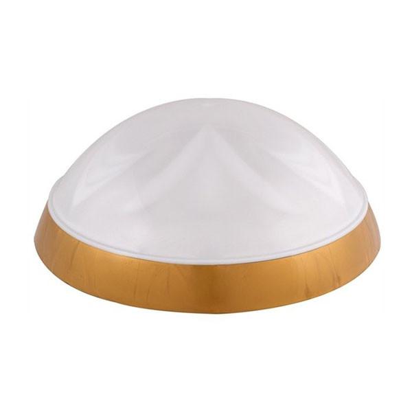 Светильник потолочный ERKA 1126 LED-GB 12W 4200 К матовый/золото
