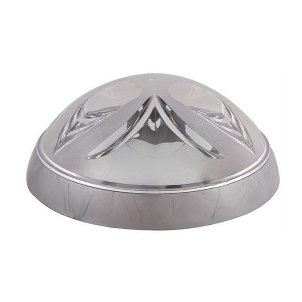 Светильник потолочный ERKA 1126 LED-S 12W 4200 К прозрачный/серебро
