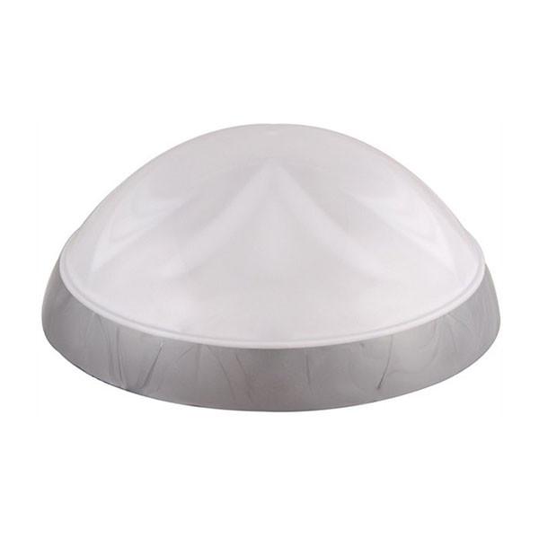 Светильник потолочный ERKA 1126 LED-SB 12W 4200 К матовый/серебро