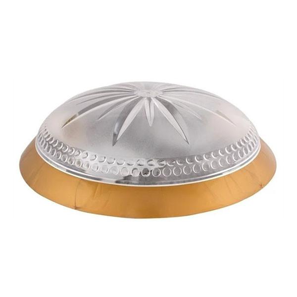 Светильник потолочный ERKA 1149 LED-G 24W 4200 К прозрачный/золото