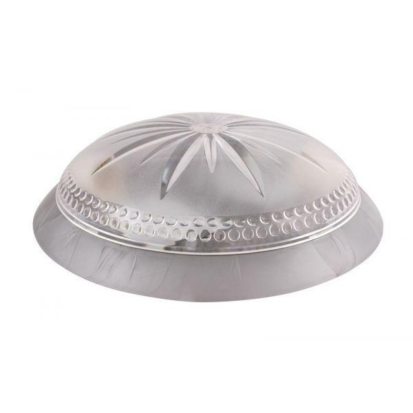 Светильник потолочный ERKA 1149 LED-S 24W 4200 К прозрачный/серебро