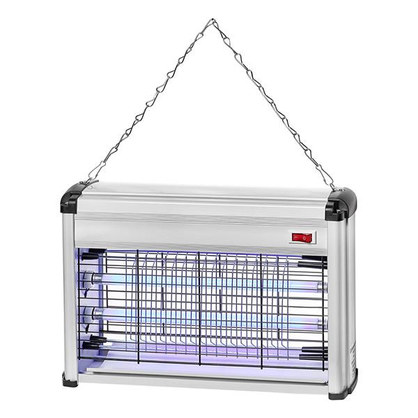 Светильник москитный (ловушка для насекомых) AKL-17 2х8Вт G5 на 70 м2