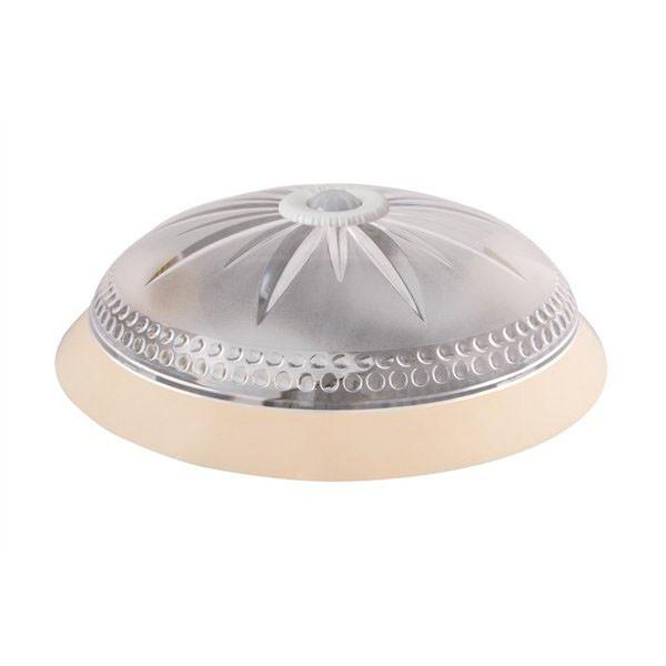 Светильник потолочный ERKA 1149-K прозрачный/слоновая кость