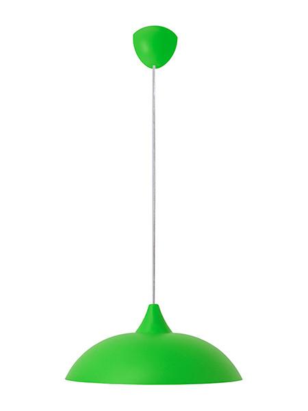 Светильник потолочный ERKA 1301 салатовый