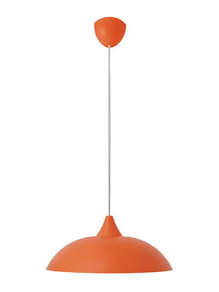 Светильник потолочный ERKA 1301 оранжевый