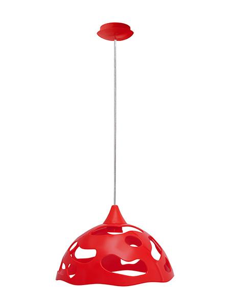 Светильник потолочный ERKA 1304 красный
