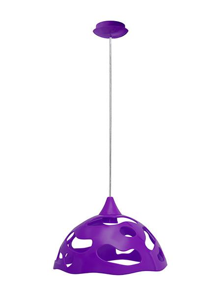 Светильник потолочный ERKA 1304 фиолетовый