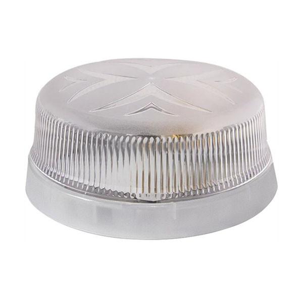 Светильник потолочный ERKA 1102-P прозрачный/прозрачный