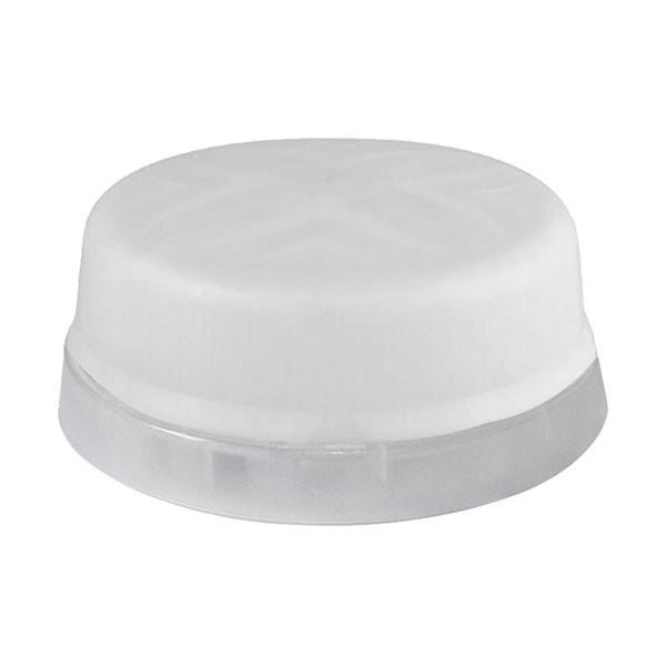 Светильник потолочный ERKA 1102-PB матовый/прозрачный